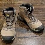 Nan's hiking boots