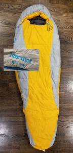 Marmot Ouray +0 Sleeping Bag