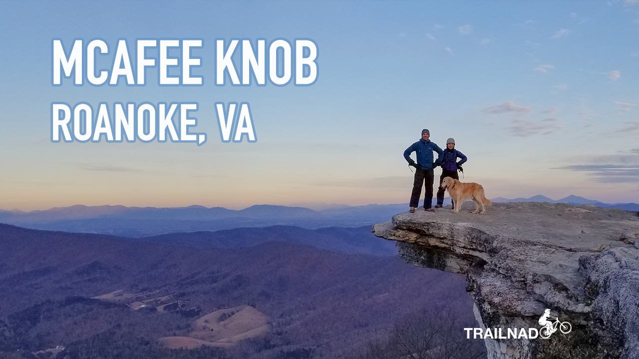 A Day Hike at McAfee Knob
