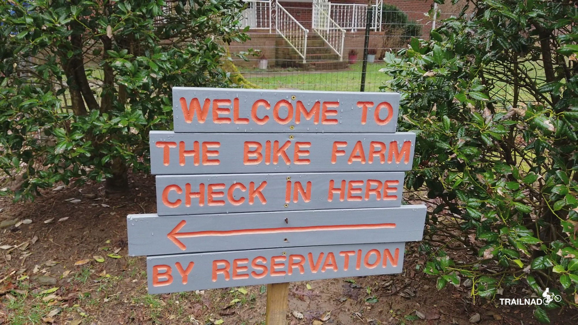 The Bike Farm Check In
