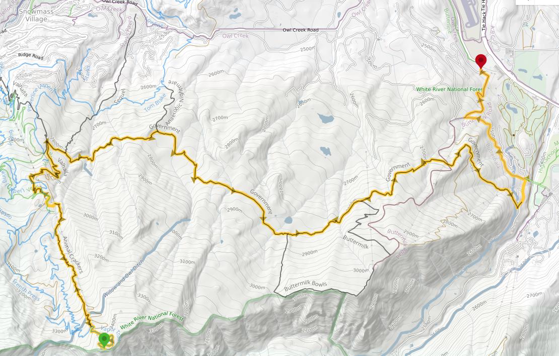Part 1 Map