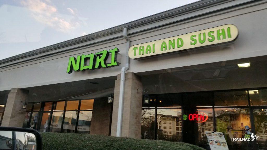 Nori Thai and Sushi Restaurant in Alabama