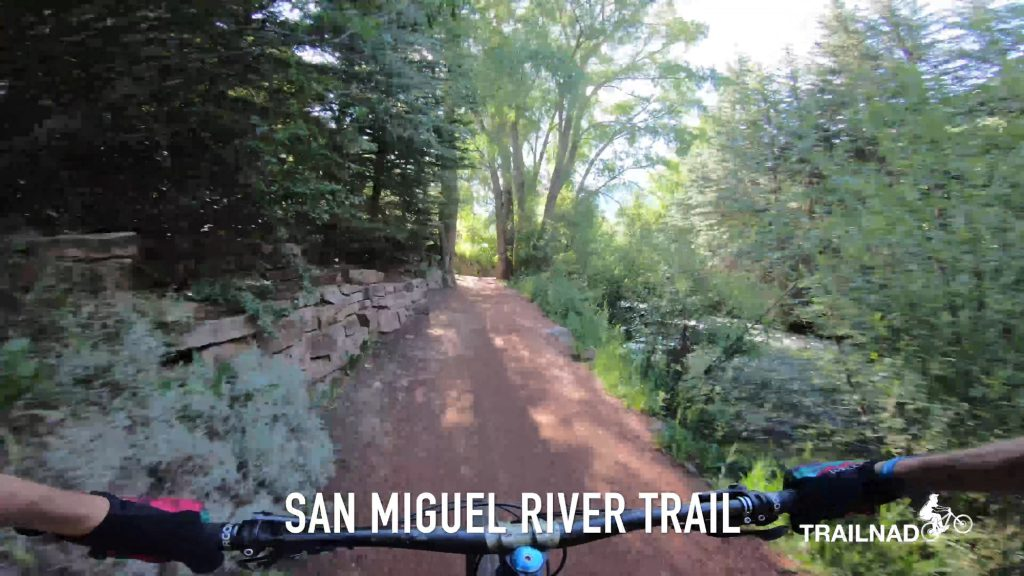 San Miguel River Trail