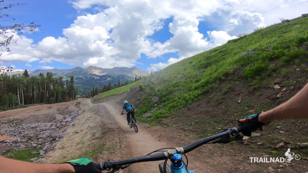 Tommy Knocker Trail