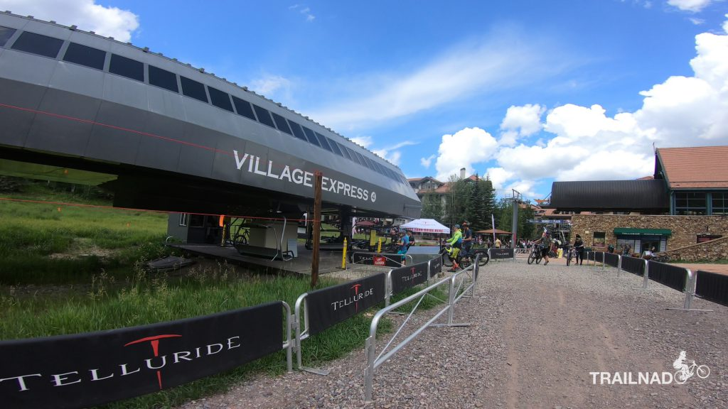 Telluride Village Express 4